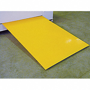 Hazmat Storage Building Ramp, For Use With Hazmat Storage Buildings