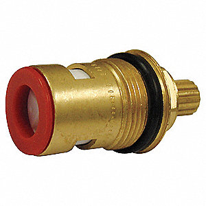 "Hot Ceramic Disk Cartridge, 3/4"" for Faucet"