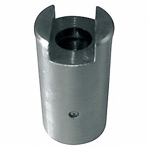 Foot Valve,Non Return,Length 2.28 In.