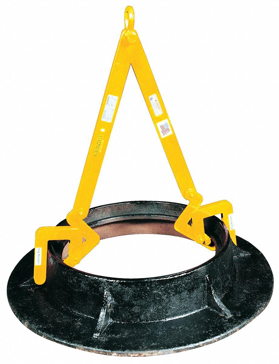 Cast Manhole Sleeve Lifters
