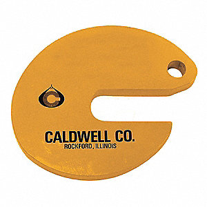 "Pipe Hooks, 8000 lb. per Pair, Throat Height 1-1/2"", Width 3/4"", Height 6-3/4"", 2 PK"
