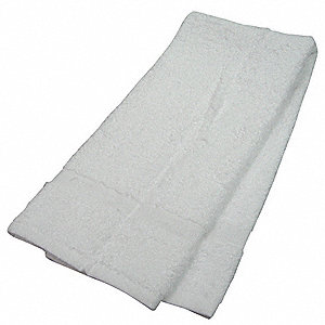 Hand Towel, 16x27 In., White,PK12