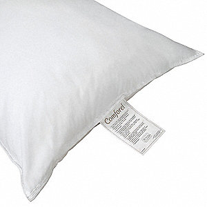 Pillow, Standard ,27x21 In., White