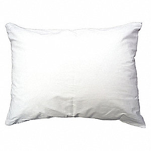 Pillow, Queen , 30x21 In., White