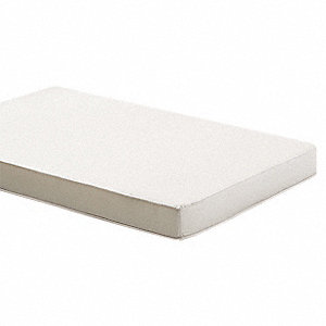 Foundations 39 X 25 X 1 Portable Crib Mattress Phthalate Free