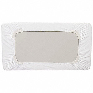 Crib Sheet, Compact, 24x38 In.,PK6