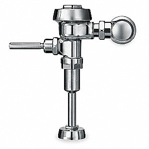 "1.5 gpm Urinal Manual Flush Valve, 11-1/2"" Rough-In"
