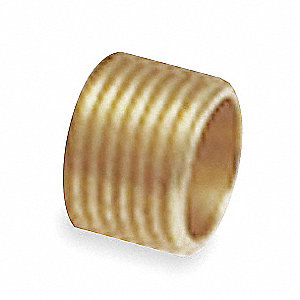 "Cast Copper Adapter, C x MNPT Connection Type, 1/2"" Tube Size"