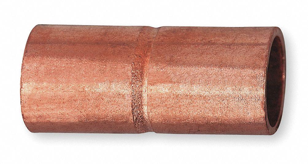 Nibco Coupling Wrot Copper 1 2 In C X C 5p175 U600rs 1 2 Grainger