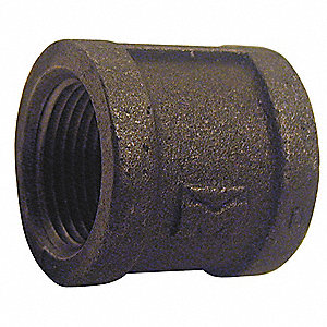 "Coupling, FNPT, 1/2"" Pipe Size - Pipe Fitting"
