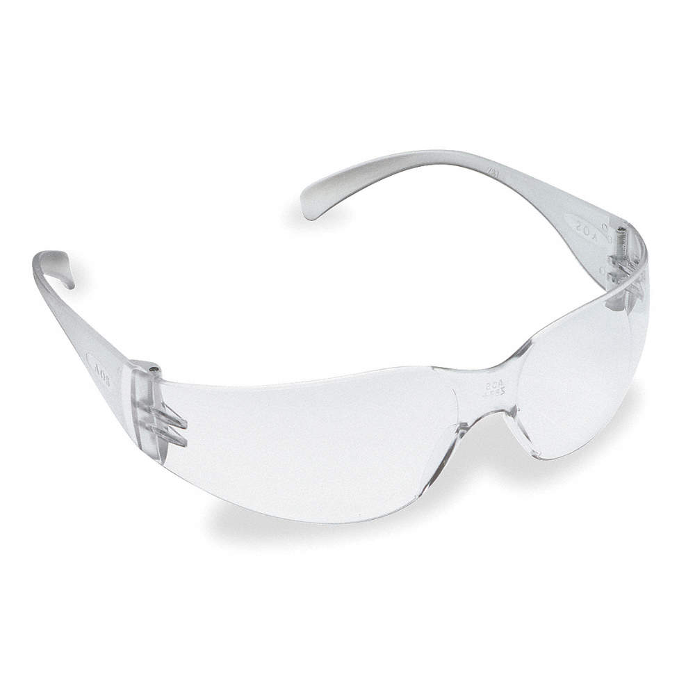 A800 I//O Silver Hard Coat Lens Safety Spectacles