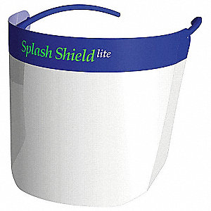 "5-3/4"" Plastic Splash Shield Starter Kit"