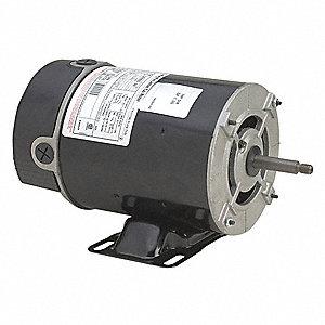 Century 2 1 4 hp pool and spa pump motor capacitor start for Century pool and spa motor