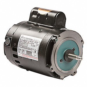 Century 1 1 2 hp pool and spa pump motor permanent split for 1 2 hp pool motor