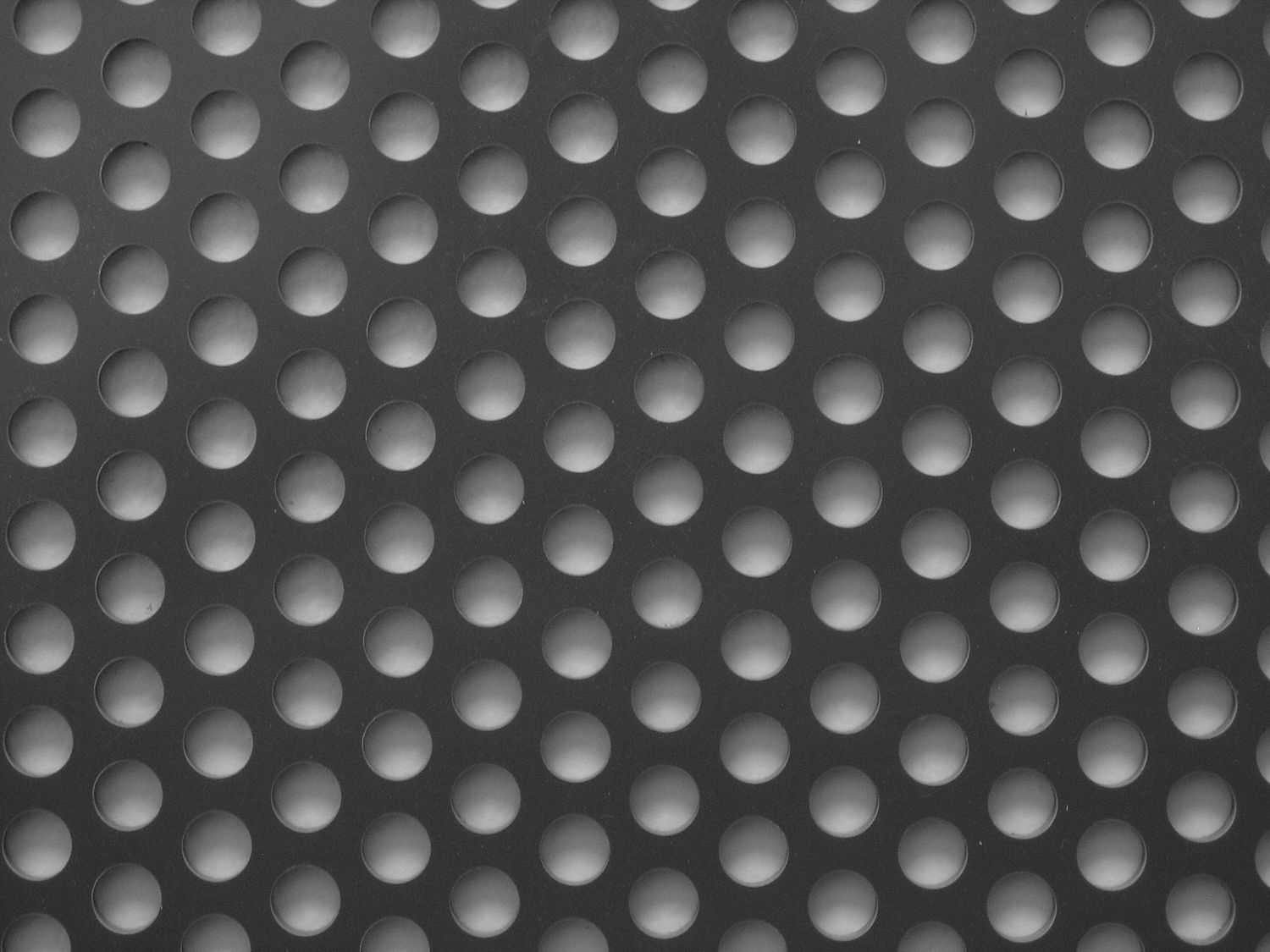 Plastic Perforated Sheets