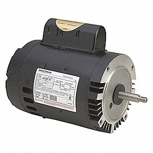 Century 2 hp pool and spa pump motor permanent split for Century pool and spa motor