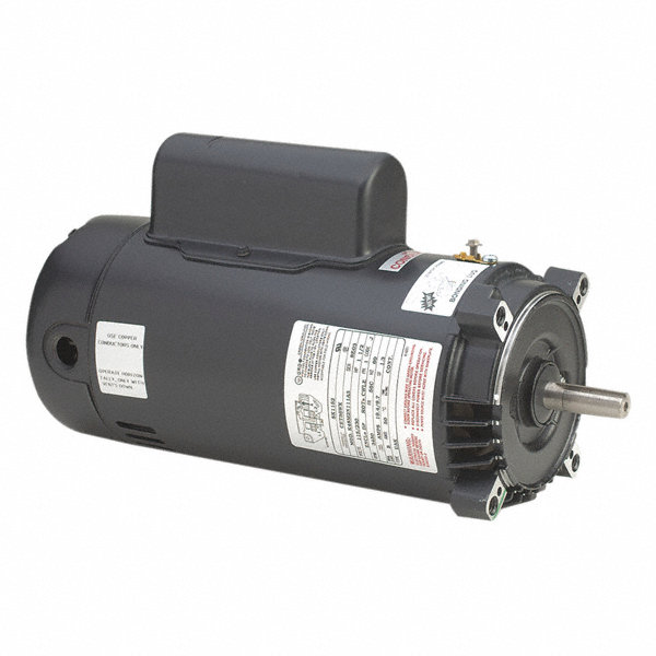Century 3 4 hp pool and spa pump motor capacitor start for Electric motor capacitor replacement