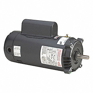 century 3 4 hp pool and spa pump motor capacitor start