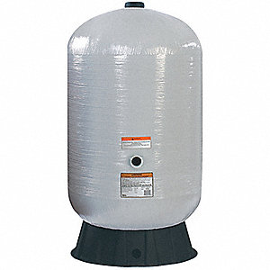 120 gal. Contact Tank, Vertical, Side Port Type