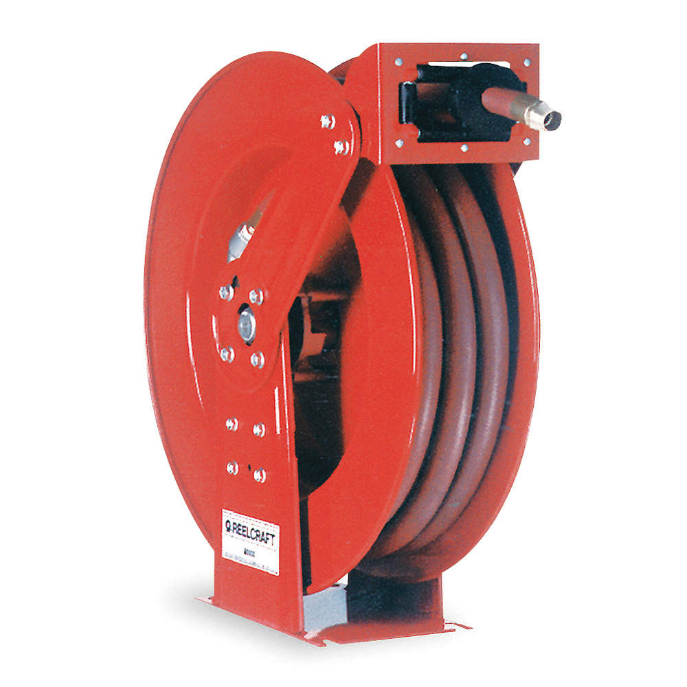 Package Size Reelcraft 80000 Series Spring Retractable Hose Reel For 3//8 X 100 Hose 1 Each