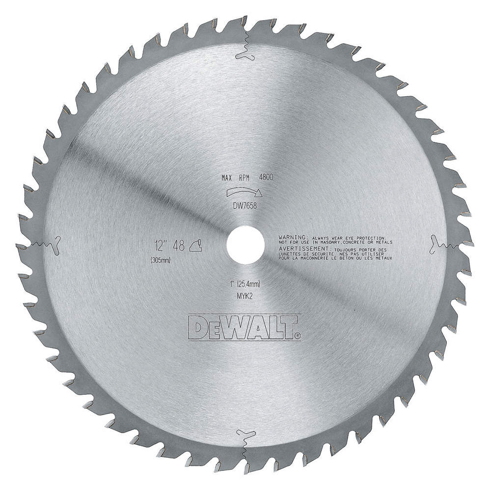 Dewalt 12 carbide combination circular saw blade number of teeth zoom outreset put photo at full zoom then double click greentooth Gallery