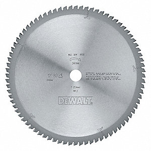 Dewalt circular saw bladesteel12 in80 teeth 5pgc7dw7666 grainger circular saw bladesteel12 in80 teeth keyboard keysfo Images