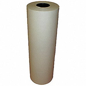 "Butcher Paper, 40 lb. Basis Weight, 1100 ft. Length, 18"" Width, White Color"