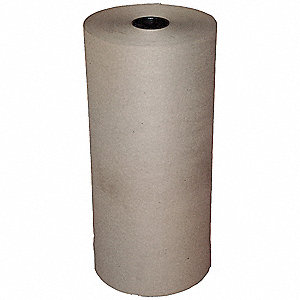 "Bogus Paper, 50 lb. Basis Weight, 720 ft. Length, 24"" Width, Gray Color"