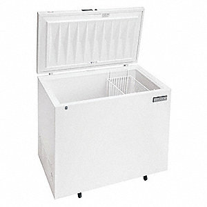Chest Freezer,7.4 cu.ft.,MaxFreezeSwitch