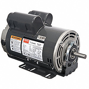 GP MTR,CSCR,ODP,2 HP,1725 RPM,56