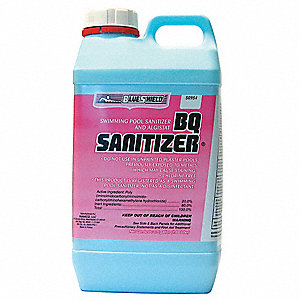 Pool Liquid Sanitizer, 10 PK