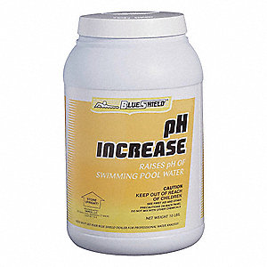 Pool Powder pH Increaser, 4 PK