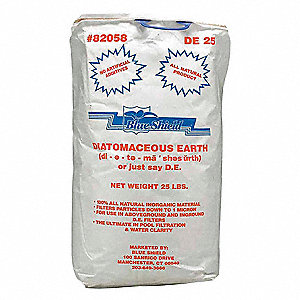 Diatomaceous Earth, White