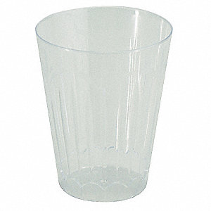 Disposable Tumbler,10 Oz,Clear,PK 240