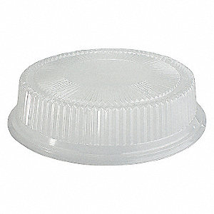 Dome Lid,For Use With 5PKX2,PK 25