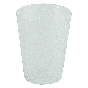 Disposable Tumbler,9 Oz,Frosted,PK500