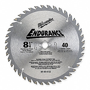Milwaukee circular saw blade teeth 5pp7148 40 4158 grainger circular saw blade teeth keyboard keysfo Gallery
