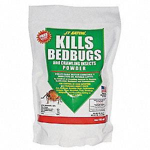 DEET-Free Indoor Only Bed Bug Killer, 64 oz. Powder