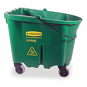 BUCKET MOP 35QT GREEN