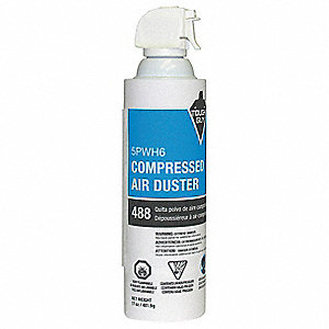 Compressed Air Duster, 17oz