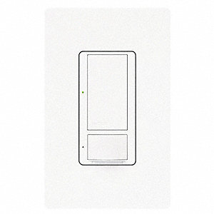 Wireless Lighting Dimmer, Fluorescent Lamp Type, 6A Max. Capacity