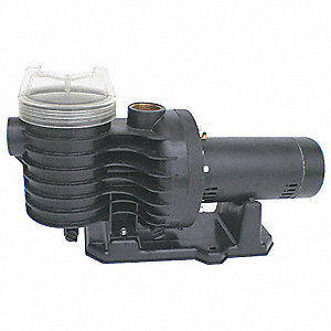3 HP In-Ground Swimming Pool Pump, 3-Phase, 9.8-9.3/4.65 Amps