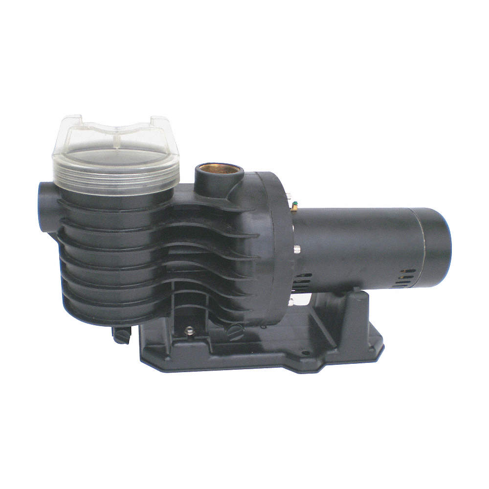 5 HP In-Ground Swimming Pool Pump, 3-Phase, 15.1-14.1/7 Amps