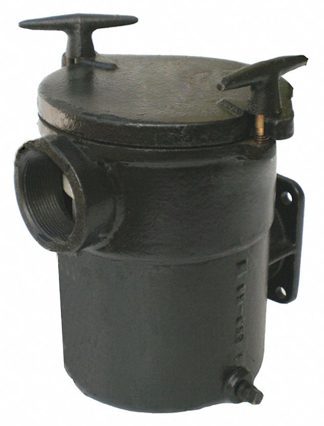 Cast Iron Pool Pump Trap/Baskt