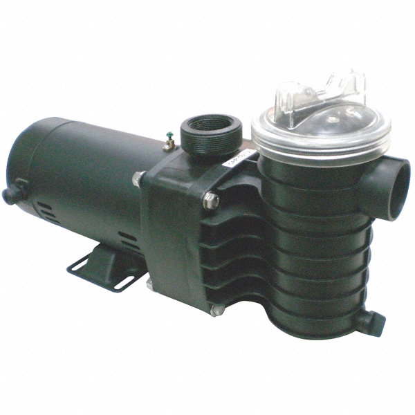 Dayton 3 4 hp above ground pool pump capacitor start 11 for Pool pump motor capacitor replacement