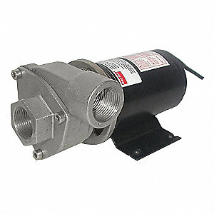 Stainless Steel 1/8 HP Centrifugal Pump, 12VDC Voltage