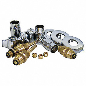 Shower Rebuild Kit, Shower Repair Parts, Sterling Faucets For Use With