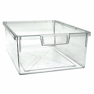 Double Storage Tray,Clear