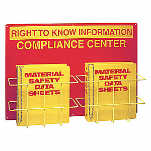 Right to Know Compliance Center,20 In. H