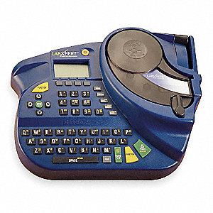 Handheld Label Maker,Blue